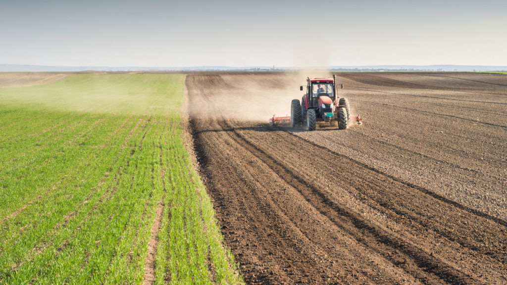 Nicolas Hulot : vers une agriculture durable ?